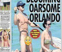 Ator Orlando Bloom pelado em fotos