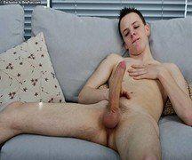 Pirocas grandes e nudes de homens dotados