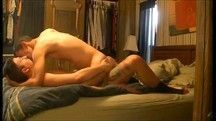 Casal lindo fazendo um sexo apaixonado e picante