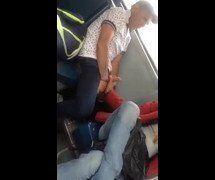 Amador: Mão amiga no boy no ônibus