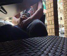 Boy bate punheta na rua em soloboys