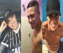 Famosos: MC Brisola bate punheta em vídeo