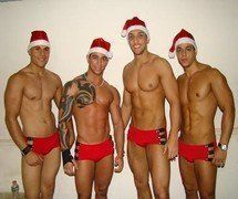 Feliz natal do Punheta Gay