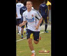 Jogador colombiano divulgou foto pelado