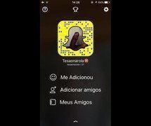 Snapchat gay da Putaria