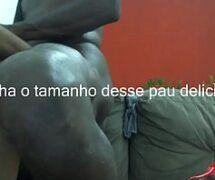 Videos gay: fodendo com negão brasileiro