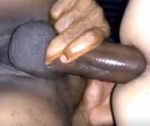 Negro arrombador de branquelos
